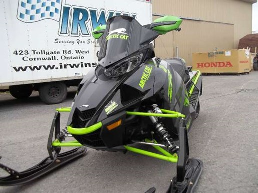 2017 Arctic Cat XF 9000 Cross Country Limited 137 Photo 2 of 4
