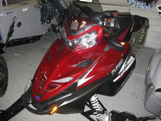 2012 Polaris Turbo IQ® LX Photo 1 of 6