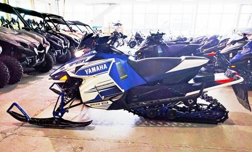 2017 Yamaha SRViper R-TX SE Photo 1 of 4