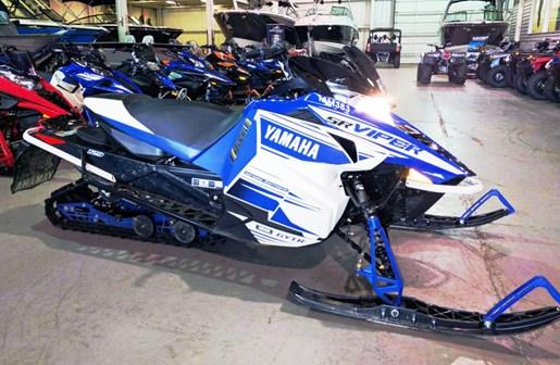 2017 Yamaha SRViper R-TX SE Photo 3 of 4