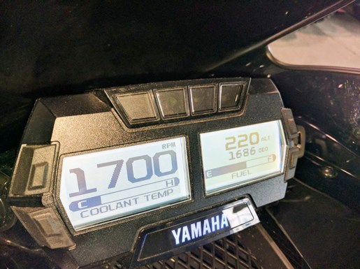 2017 Yamaha SRViper R-TX SE Photo 4 of 4