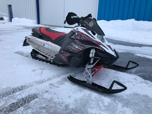 Yamaha nitro 2011 used snowmobile for sale in st mathias for 2011 yamaha snowmobiles for sale