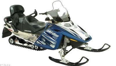 2005 Ski-Doo GTX Sport 2-TEC 600 HO Photo 1 of 4