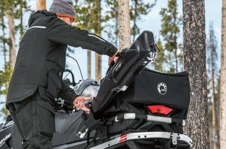 2018 Ski-Doo Expedition® LE 1200 4-TEC® Photo 4 of 4