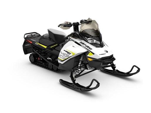 2017 Ski-Doo MXZ® TNT® 850 E-TEC® White / Black Photo 1 of 2
