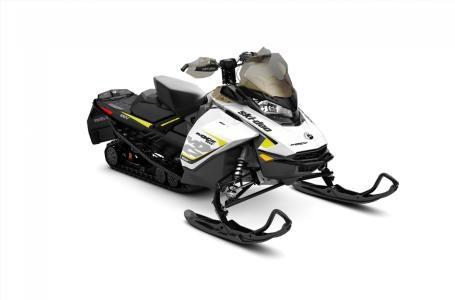 2017 Ski-Doo MXZ® TNT® 850 E-TEC® White / Black Photo 2 of 2