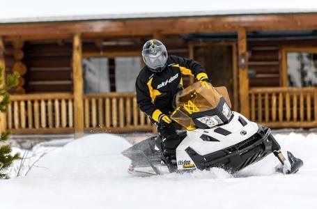 2018 Ski-Doo Tundra™ LT 600 ACE™ Photo 3 of 3