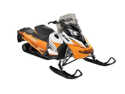 2018 Ski-Doo Renegade® Adrenaline 1200 4-TEC® - Orange Crush Photo 1 of 2