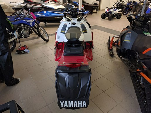 Yamaha sidewinder l tx le 2018 new snowmobile for sale in for Maine yamaha dealers