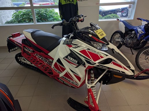 Yamaha sidewinder l tx le 2018 new snowmobile for sale in for Yamaha sidewinder for sale