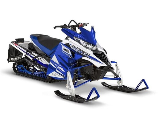 Yamaha sidewinder x tx se 141 racing blue white 2018 new for Yamaha sidewinder for sale