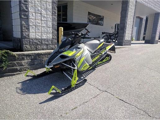 2018 Yamaha Sidewinder L-TX SE Photo 3 of 6