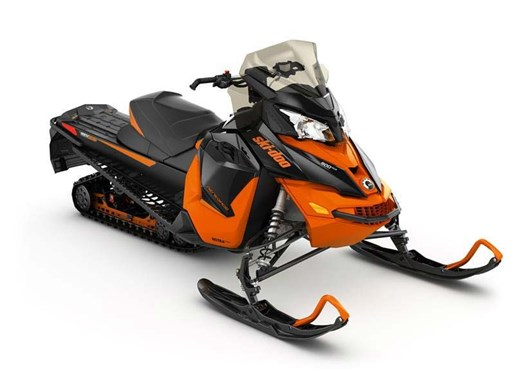 2016 Ski-Doo Renegade Adrenaline ACE 900 Black / Race Orange Photo 2 of 2