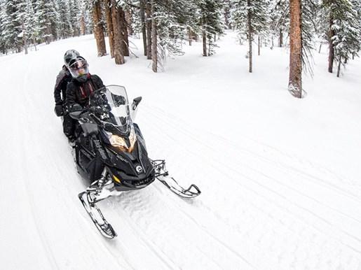 2018 Ski-Doo Grand Touring LE Ripsaw 1.25 STIS Rotax® 900 ACE R Photo 2 of 3