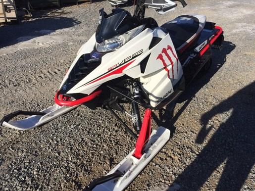 2016 Yamaha SRViper R-TX SE Photo 3 of 4
