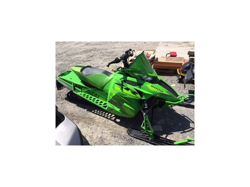 2016 Arctic Cat ZR 8000 Limited (129) Photo 1 of 4