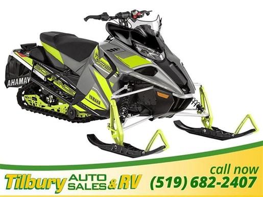 2018 Yamaha SIDEWINDER R-TX SE Photo 2 sur 2