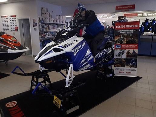 2018 Yamaha Sidewinder L-TX SE Photo 2 of 12