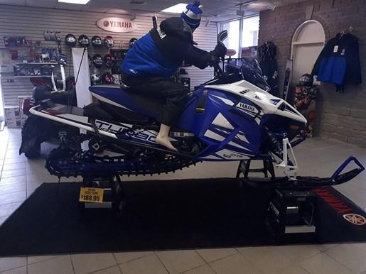 2018 Yamaha Sidewinder L-TX SE Photo 6 of 12