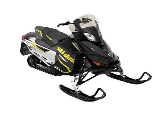 2018 Ski-Doo MXZ Sport 600 Carb Photo 1 of 1