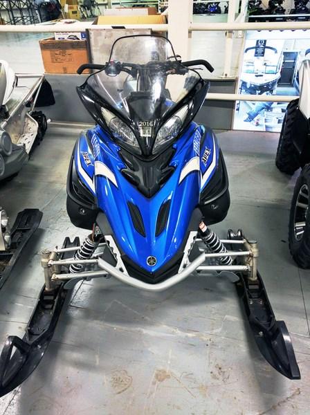 2011 Yamaha Apex X-TX Photo 1 of 4
