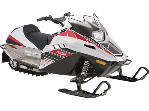 yamaha srx 120 white red 2018 new snowmobile for sale in