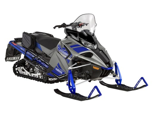 2018 Yamaha Sidewinder S-TX DX 137 Photo 1 of 2