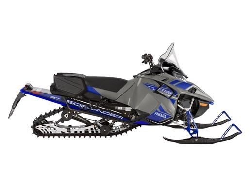 2018 Yamaha Sidewinder S-TX DX 137 Photo 2 of 2