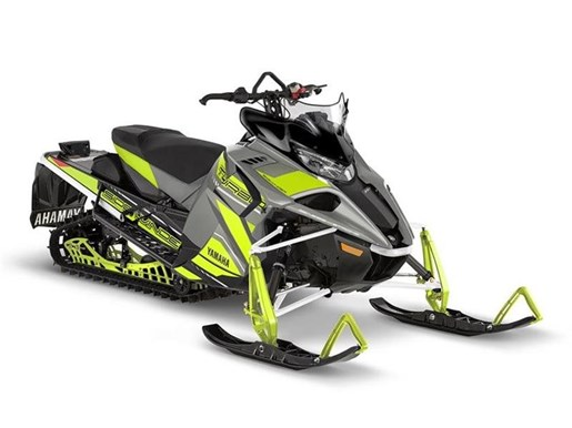 2018 Yamaha Sidewinder X-TX SE 141 Grey / High Vis Photo 1 of 1