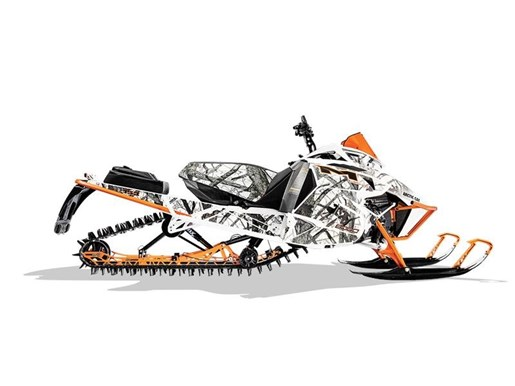 2017 Arctic Cat M 8000 Limited ES 153 Orange Photo 1 of 1