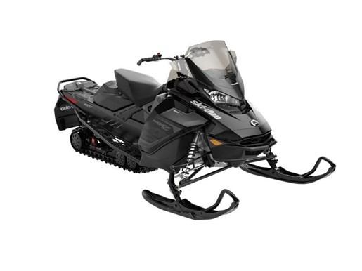 2018 Ski-Doo MXZ TNT 850 E-TEC Black Photo 1 of 1
