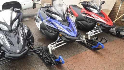 Yamaha apex se 2011 used snowmobile for sale in fenelon for Used yamaha apex for sale
