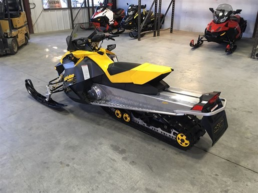 2008 Ski-Doo RENEGADE 800 R Photo 5 of 13
