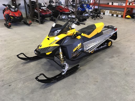 2008 Ski-Doo RENEGADE 800 R Photo 7 of 13