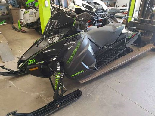 2018 Arctic Cat ZR 9000 Thundercat Photo 1 of 4