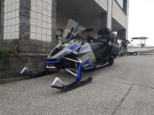 2018 Yamaha SR Venture DX Photo 1 of 9