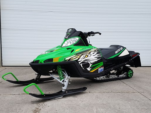 Arctic Cat Cfr 1000 2010 Used Snowmobile For Sale In Dorchester