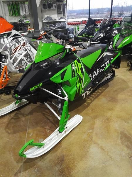 Arctic Cat ZR 6000 RR (129) 2016 New Snowmobile For Sale ...
