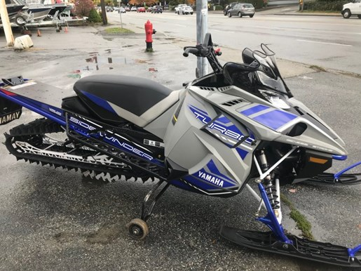 2018 Yamaha Sidewinder MTX 162 Photo 2 of 3