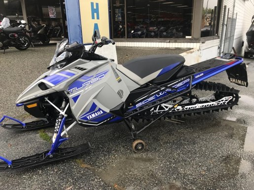 2018 Yamaha Sidewinder MTX 162 Photo 3 of 3
