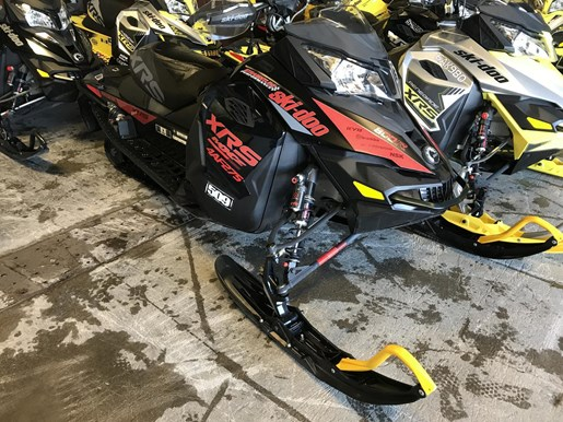 2015 Ski-Doo MXZ XRS 800 E-TEC w/ QAS Photo 2 of 5