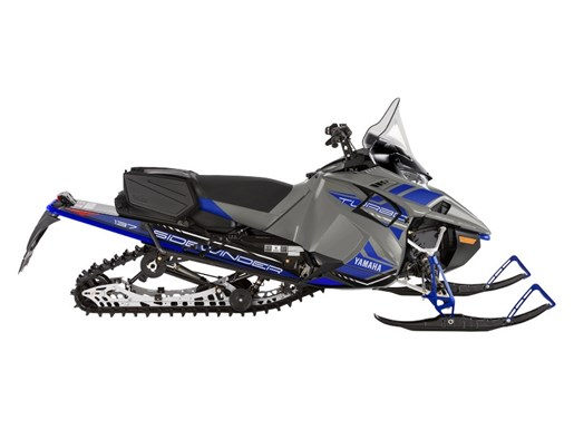 2018 Yamaha Sidewinder S-TX DX 137 Photo 2 of 2