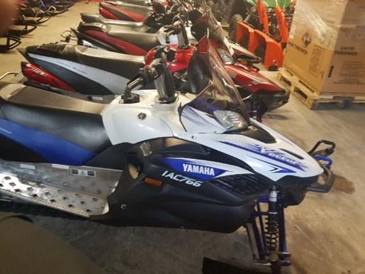 2009 Yamaha Vector LTX Photo 2 of 3