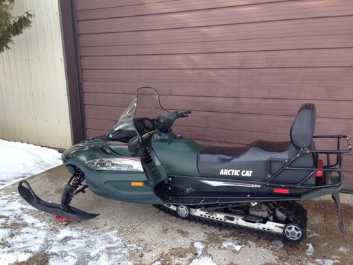 2001 Arctic Cat Panther - Touring Classic Photo 1 of 3