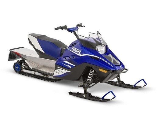 2018 Yamaha SnoScoot Racing Blue Photo 1 of 1