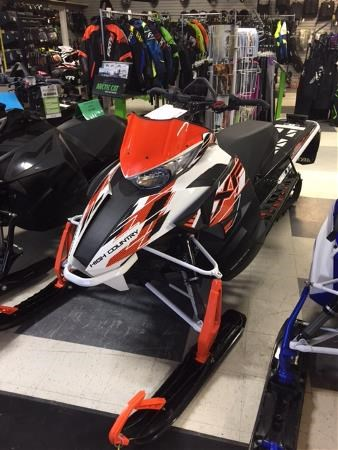 2015 Arctic Cat XF 6000 High Country Photo 2 of 3