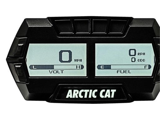 2018 Arctic Cat ZR 8000 Sno Pro ES 129 Photo 4 of 4