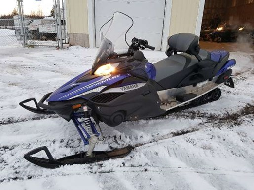 Yamaha rs venture tf 2017 used snowmobile for sale in for 2017 yamaha snowmobiles