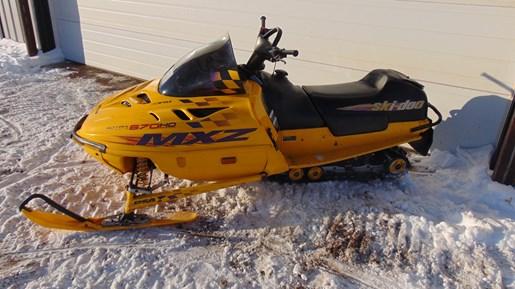1999 Ski-Doo MXZ 670 Photo 5 of 5