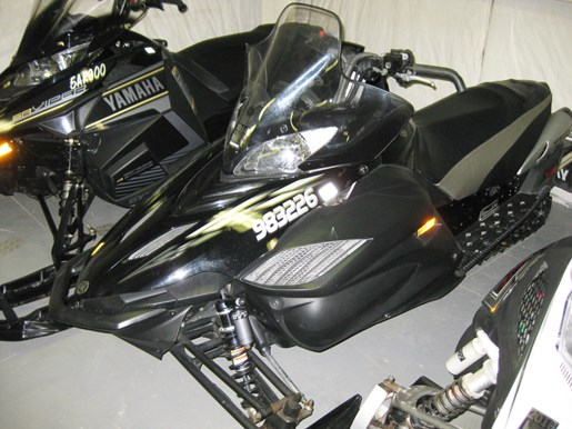 Yamaha apex gt 2006 used snowmobile for sale in innisfil for Used yamaha apex for sale